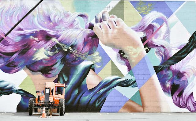 Graffiti Art Style
