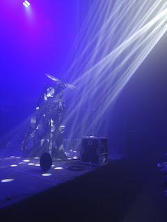 03.09.2016 Bochum - Jahrhunderthalle: Sunn O)))