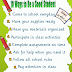 10 ways to be a good student Poster