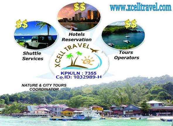 xcell travel & tours management sdn bhd, pakej percutian bajet ke kelantan, 2016, pakej mencandat