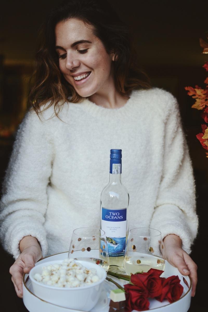 Vancouver fashion blogger Bachelorette Canada Two Oceans wine