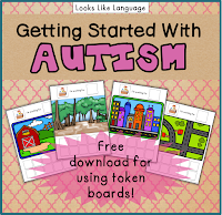 Get started with Autism free guide from Looks Like Language