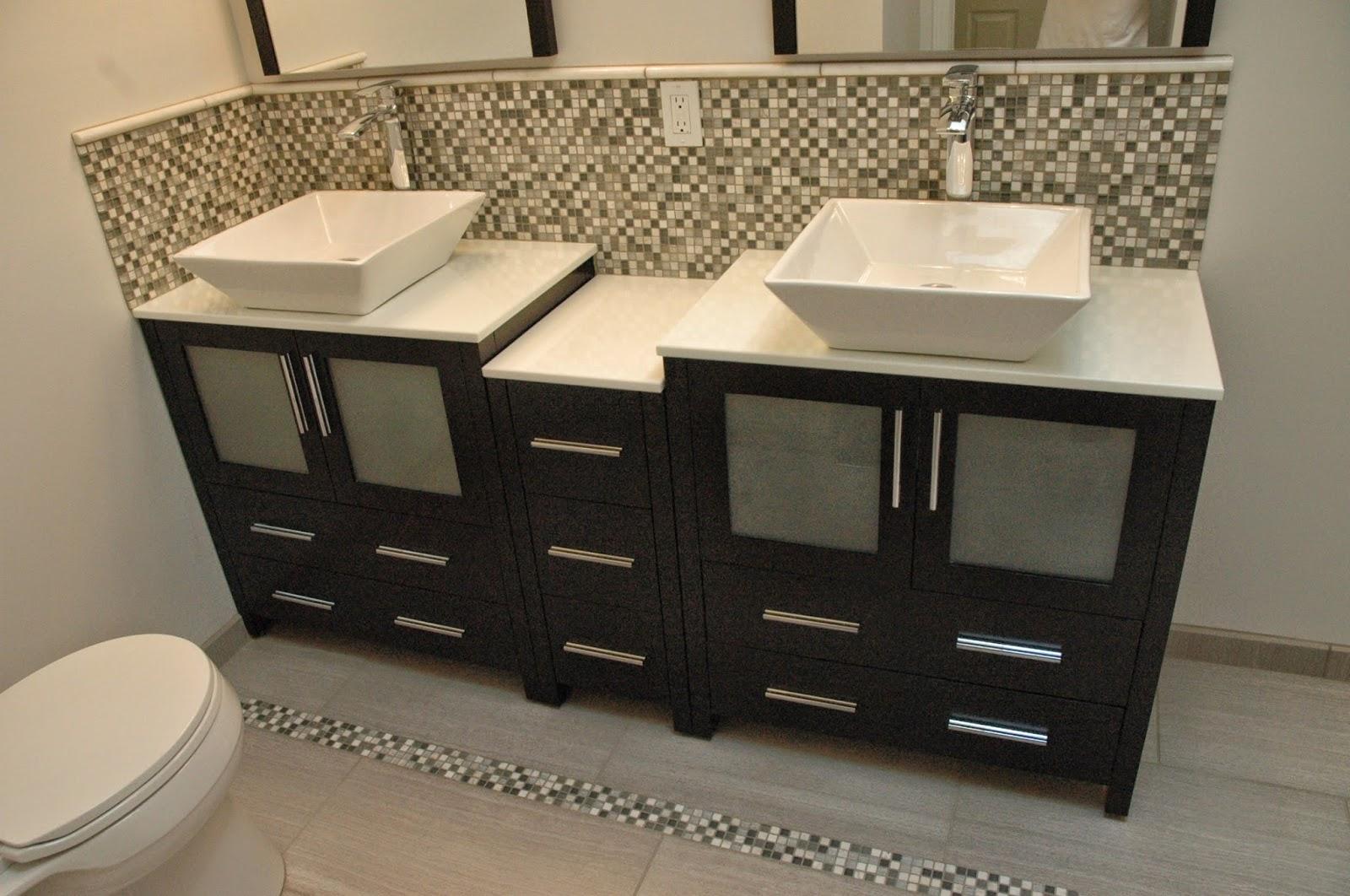 Custom Bathroom Remodeling Modern Bathrom Remodel