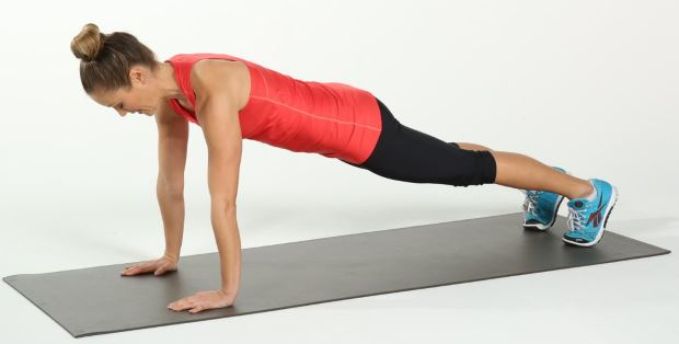 Body Weight Exercises To Change Your Body In 28 Days