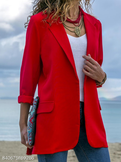 outfit blazer rosso blazer idee outfit berry look