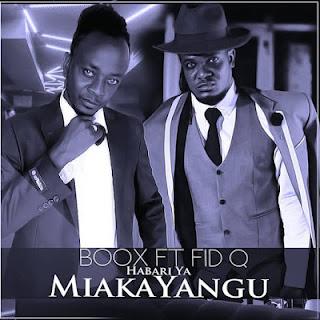 AUDIO | Boox Ft Fid Q - Habari Ya Miaka Yangu| [official song]