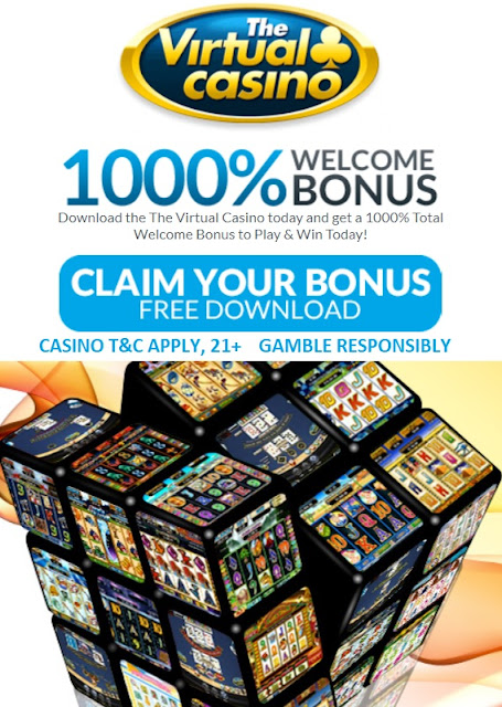 Virtual casino welcome bonus offer