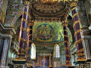 I Percorsi del Mosaico - Visita guidata a S. Pudenziana, S. Prassede e S. Maria Maggiore, Roma