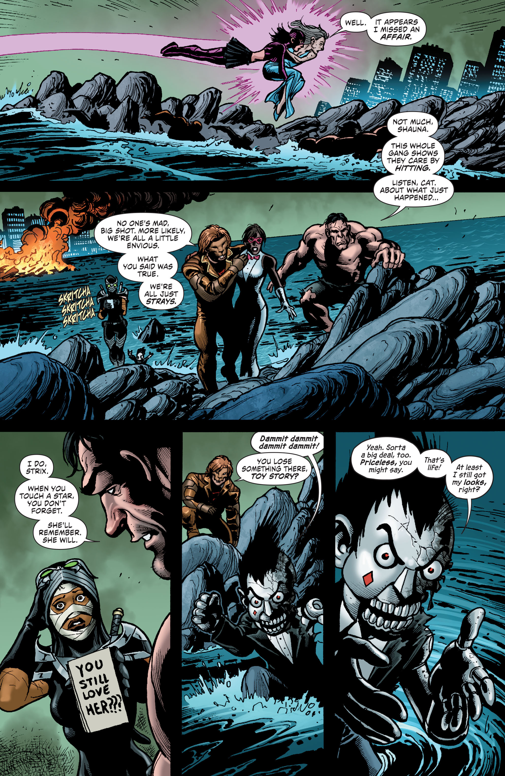 Read online Secret Six (2015) comic -  Issue #6 - 21