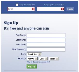How to Solve Facebook Login Problem?