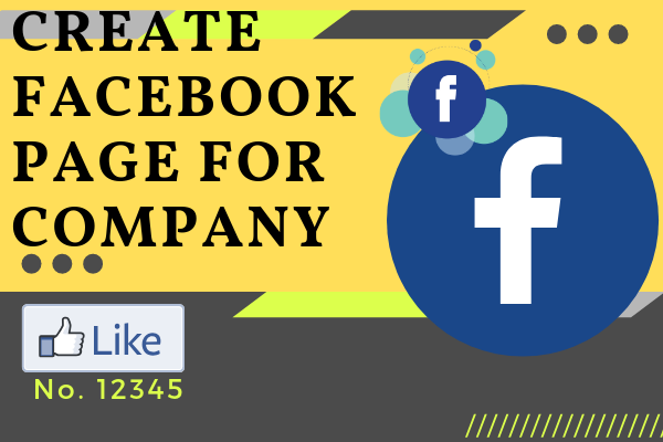 Create Facebook Page For Company