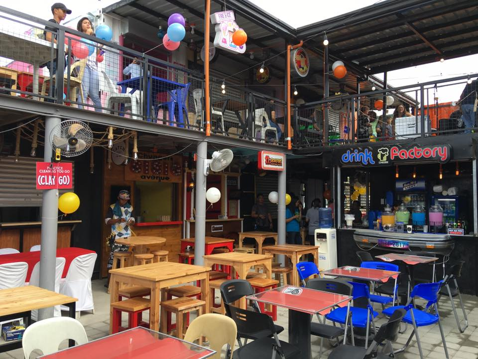 Hungry Yard Tarlac The First Ever Food Park In The City