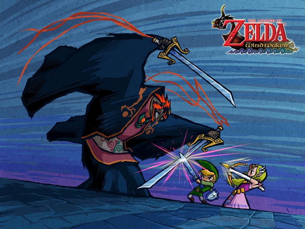 Wind Waker Final Battle