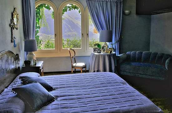 Bedroom Window Covering Design
