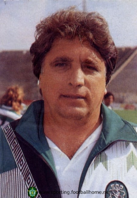 ... do Sporting de Marinho Peres