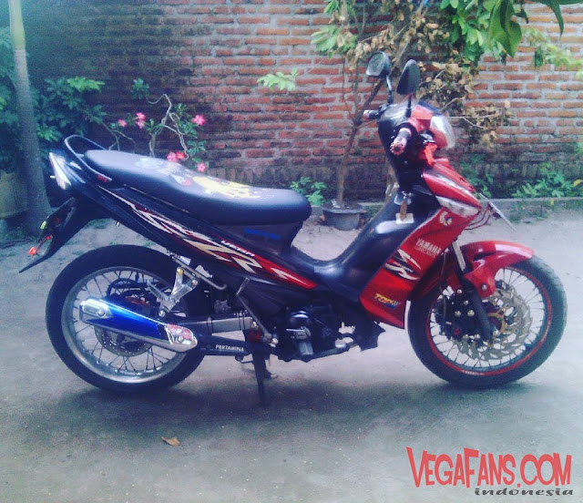 Vega ZR Modif Simple Ala MX