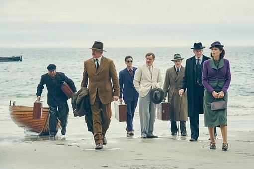 Los 'diez negritos' llegan a la isla