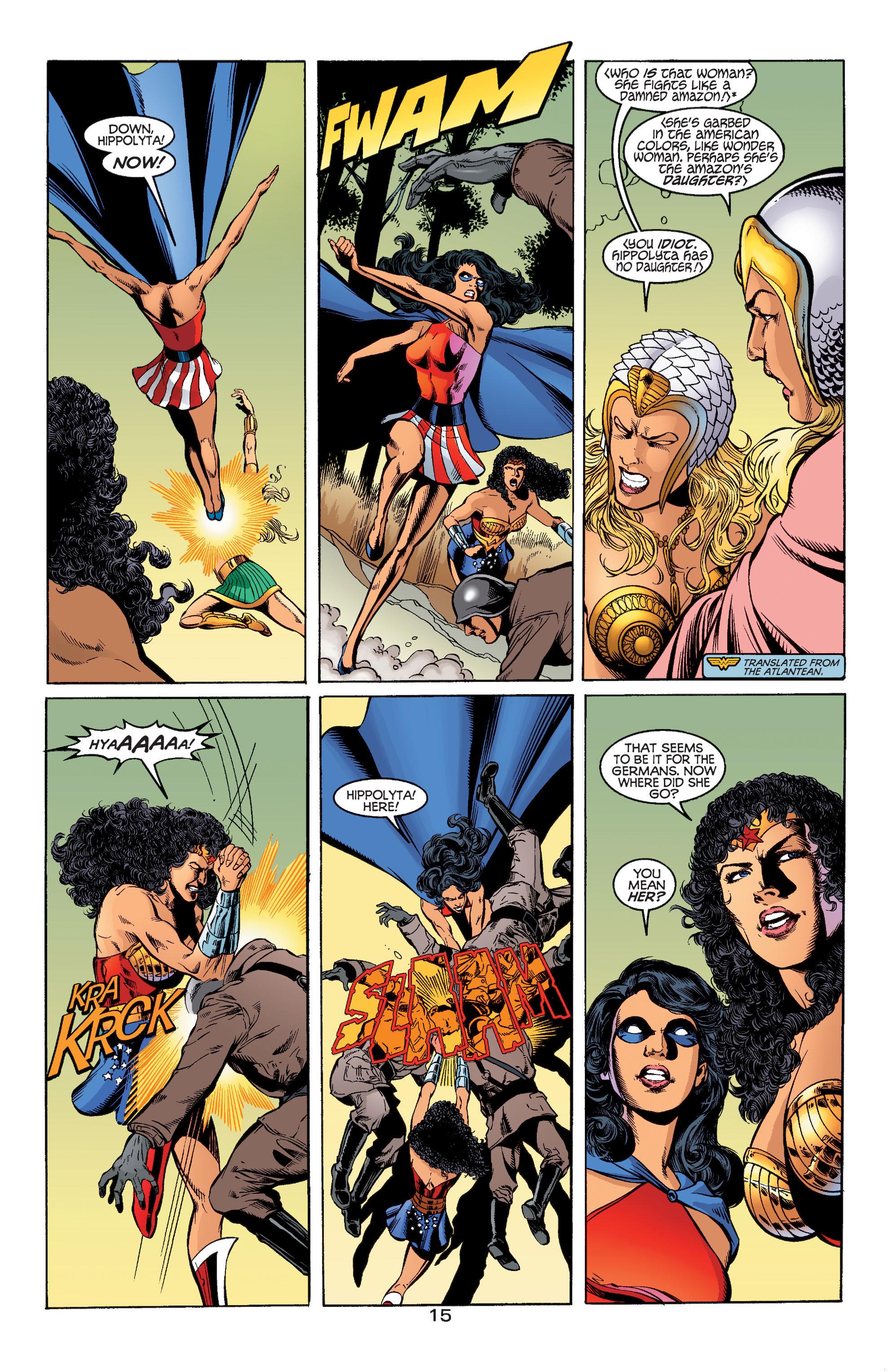 Read online Wonder Woman (1987) comic -  Issue #184 - 15
