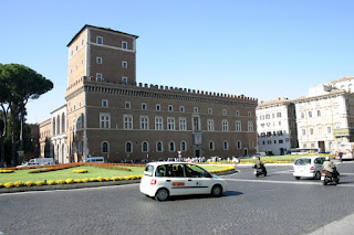 The Palazzo San Marco - now Palazzo Venezia - was Pope Paul II's favoured residence in Rome