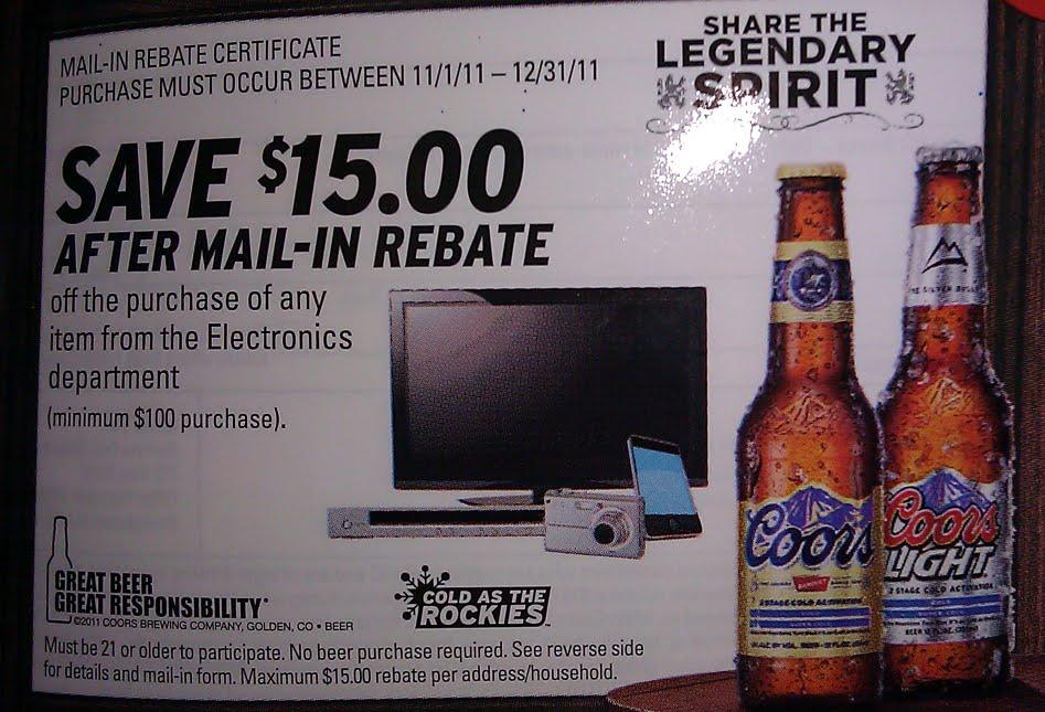 100+ Budweiser Mail In Rebate – yasminroohi