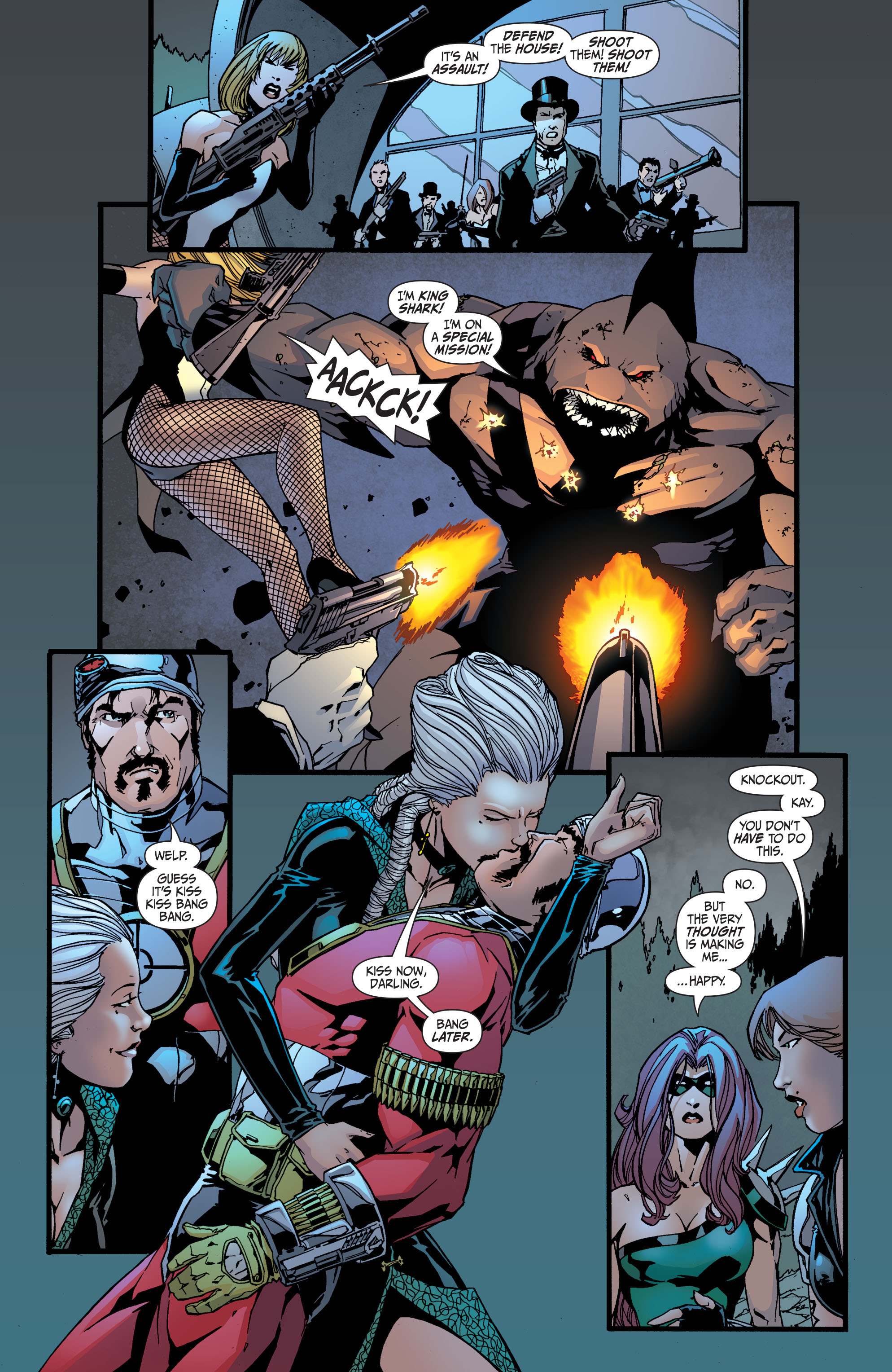 Read online Secret Six (2008) comic -  Issue #35 - 15