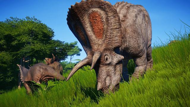 Jurassic World Evolution pc imagenes