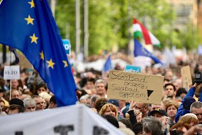lex CEU, Közép-európai Egyetem, Magyarország, Mark Toner, amerikai-magyar kapcsolatok, felsőoktatás, Orbán-kormány,
