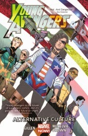 Cover of Young Avengers Volume Two: Alternative Culture