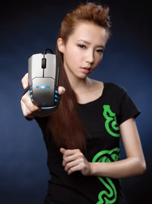Linda Liao, gamer cantik asal Taiwan