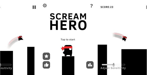 تحميل لعبة Scream Go Hero للاندرويد و ios اخر اصدار