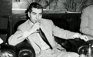 Charles 'Lucky' Luciano, Gambino's rival and sometimes ally, who established the Mafia Commission