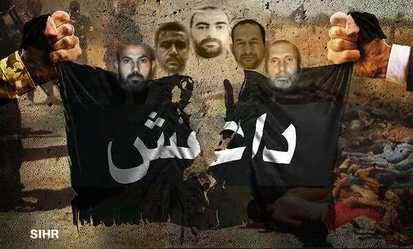 """عاجل  مصادر عراقية:""""داعش"""" الإرهابية ترفع بشكل مفاجئ حظر الحديث عن مقتل زعيمها """"ابي بكر البغدادي"""" في تلعفر غرب الموصل"""