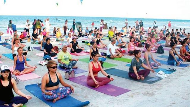 Yoga Place in Hua Hin