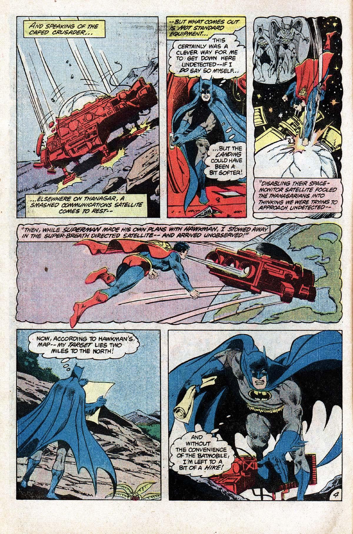 Read online World's Finest Comics comic -  Issue #278 - 5