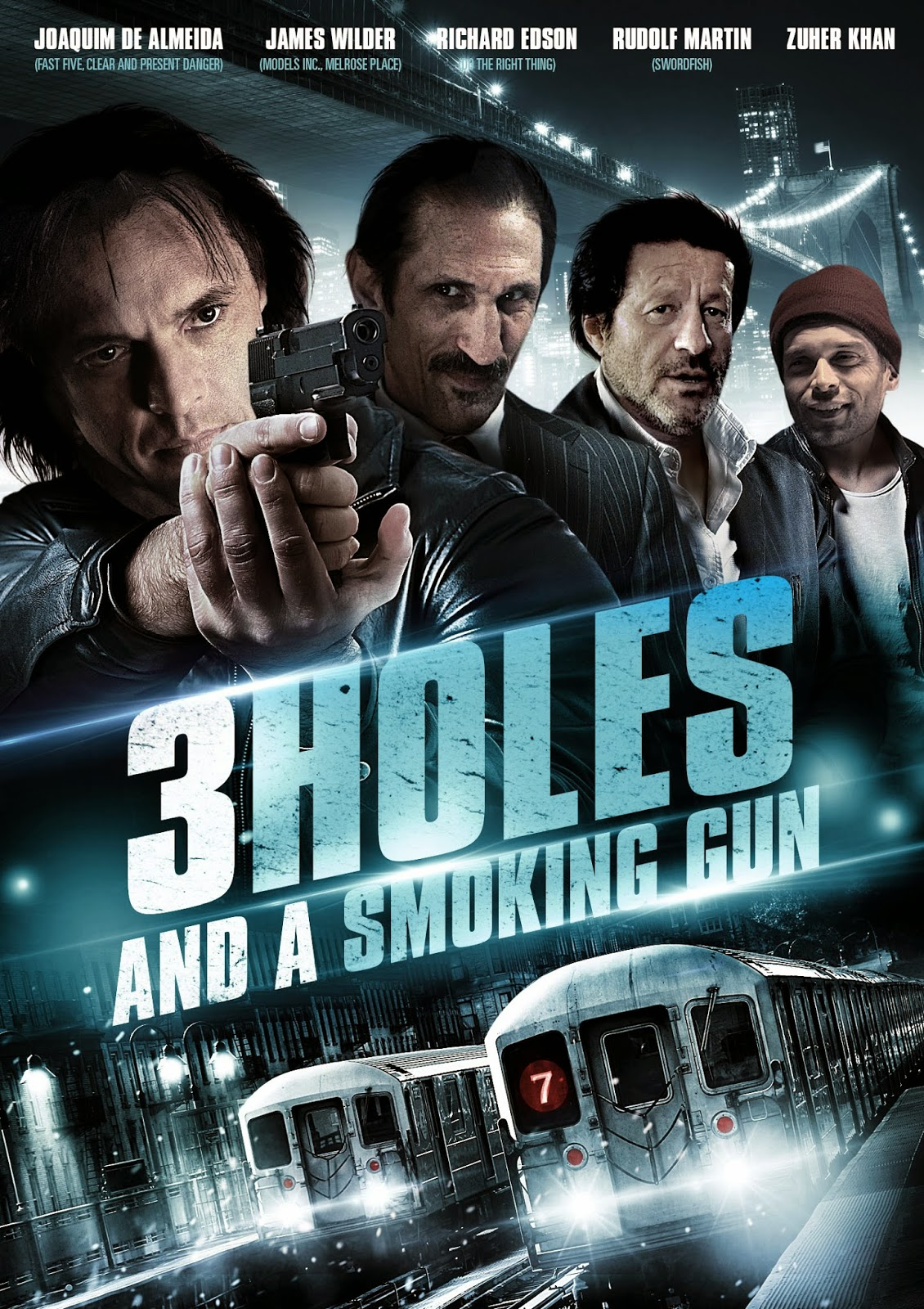 three holes a smoking gun (2014) interviews, james wilder three holes and a smoking gun