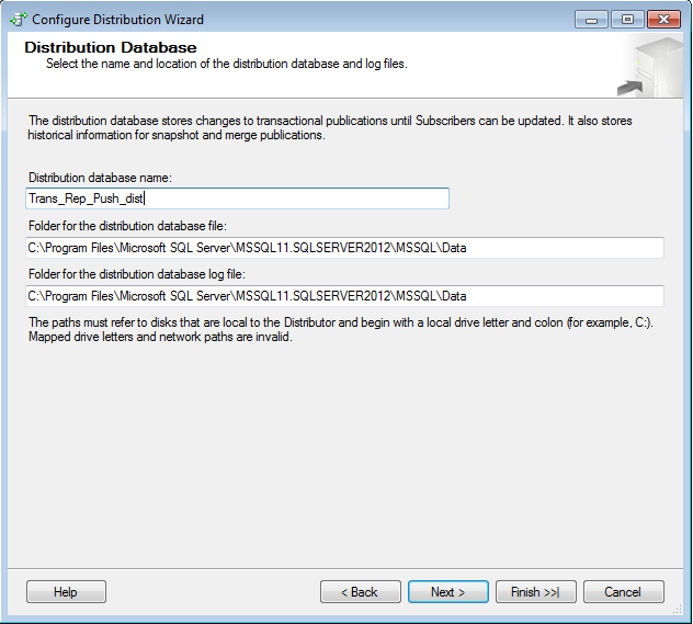 All about SQLServer: SQL Server - Transactional Replication