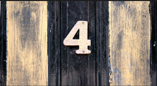 Numerology House Number 4 in Feng-Shui