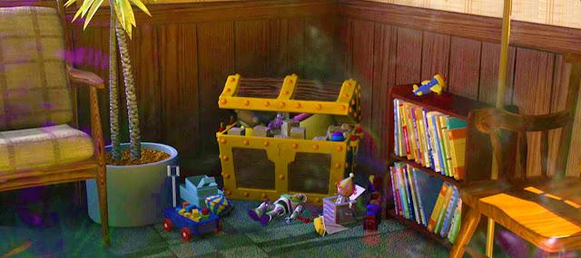 Μπαζ Λαιτγίαρ από την σειρά ταινιών Toy Story 10 Πράγματα που Δεν Ξέρατε για την Ταινία Finding Nemo (2003) της Pixar