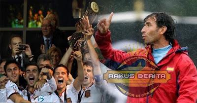 Luis Mila Pernah Membawa Timnas Spanyol U-21 Juara Eropa