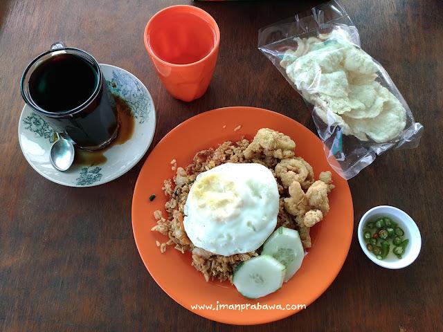 Nasi Goreng Istimewa Waroeng Serayu