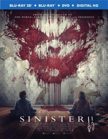 Sinister 2 (2015) Dual Audio Hindi 480p BluRay 300MB ESubs ...