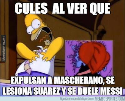 memes final copa rey barcelona sevilla barcelona borde colapso