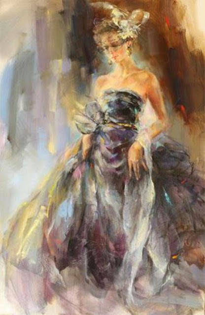 Lovely Colorful Paintings By Anna Razumovskaya