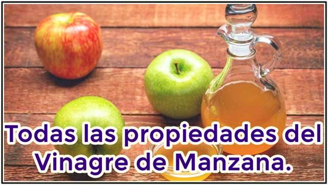 Potentes propiedades del vinagre de manzana para mejorar la salud