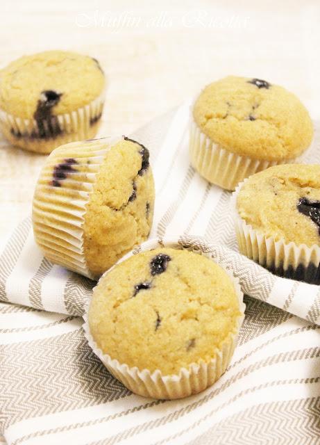 Muffin Light alla Ricotta