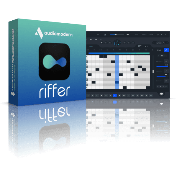 Audiomodern Riffer v3.0.0 Full version