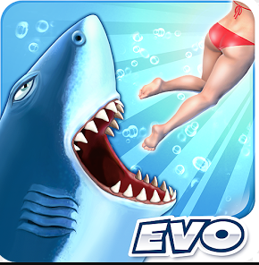 Download Hungry Shark Evolution Apk + Data Mod V4.8.0 (94.2mb) Usercloud