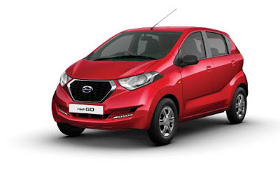 Datsun redi-GO Sport Limited Edition Red pics
