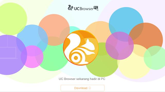 Download UC Browser untuk PC Windows