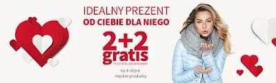 Rossmann promocja luty 2018-2+2 na produkty męskie